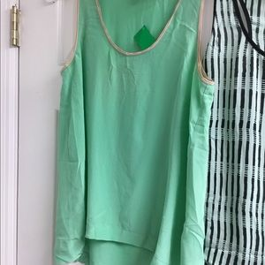 Joie Tops - Joie / A. L. C 2 silk sleeveless tops size XS